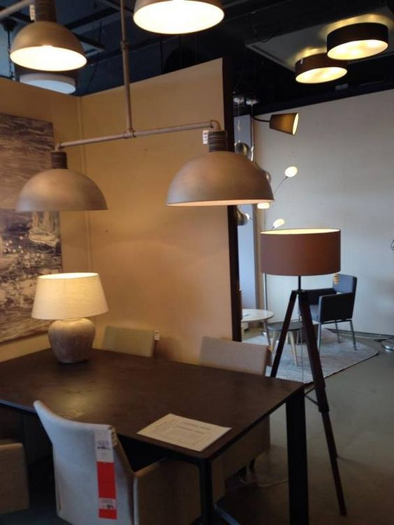 Showroom winkel interieur verlichting landelijke for Interieur online shop