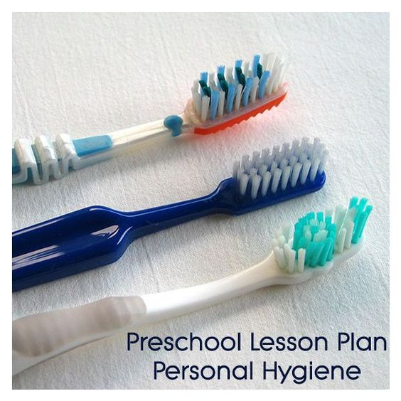 Personal hygiene is an important topic to cover in preschool - what is a lesson plan and why is it important