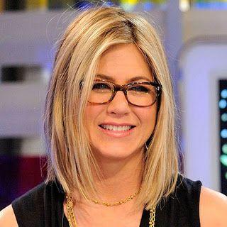 Jennifer Aniston ◈ Gafas ● Lunettes ● Eyeglasses ◈ Carey ● Ecaille ● Tortoiseshell frame ◈ by Arros Caldos