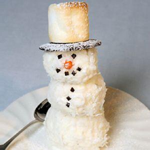 SnowmanIcecream. other holiday treats