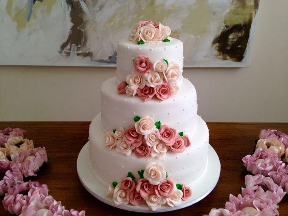 #Bolo #Casamento #Cake #Wedding