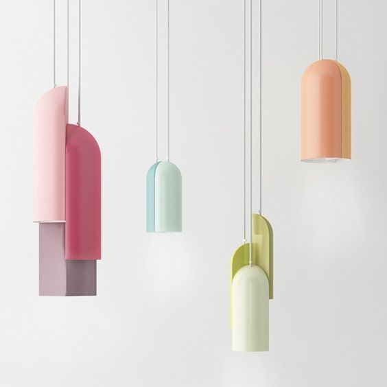Ireland Is The Brand New Lampada Designer By Stone Design Forum B Lux Lamp Lighting Inspiration Colorful Lamps