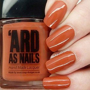 PRE-ORDER 'Ard As Nails- Creme- Autumn Leaves