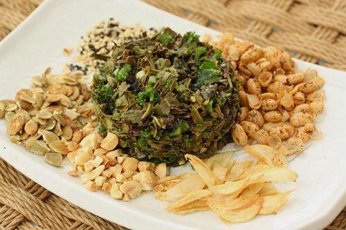 Salad Trà Xanh. Một món nổi tiếng của Myanmar