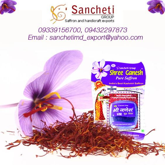 #PureSaffron is often pescribed by physicians for different body ailments. http://goo.gl/Dp0pTn