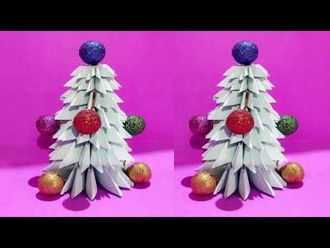 668 3d Paper Christmas Tree Diy Christmas Tree Origami Christmas Tree Christmas 2018 Art G Diy Christmas Tree Christmas Origami Origami Christmas Tree