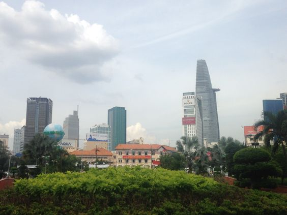 Hô-Chi-Minh-Ville / Saigon