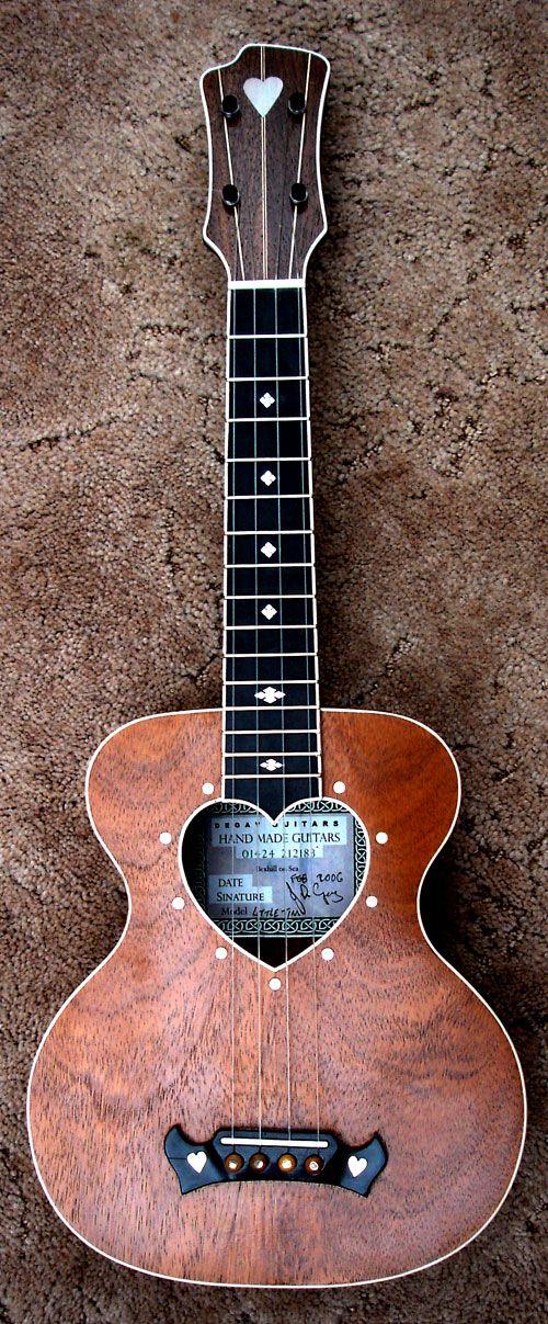 Heart guitar