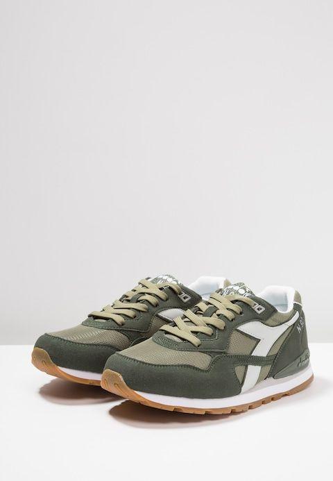 Diadora N.92 Sneakers basse olivineclimbing ivy