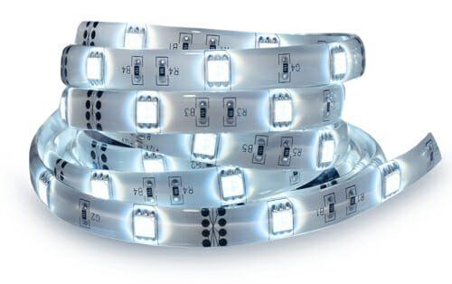 How To Wire 12 Volt Led Lights In Your Camper Van Conversion 12v Led Lights 12v Led Led