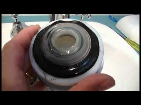 How To Repair A Leaking Caroma Dual Flush Toilet By Changing The Outlet Flush Valve Youtube Dual Flush Toilet Flush Valves Flush