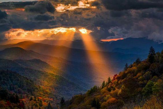 Roosevelt Lodge, Smoky Mountains.