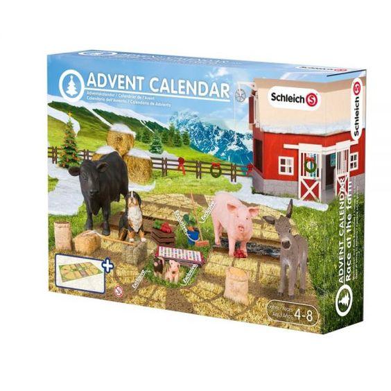 Schleich Adventkalender Bauernhof - 97052