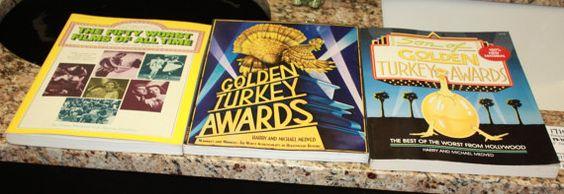 Goldeen Turkey and other Bad Movies Memorabilia by VaVaVintageKS, $12.95