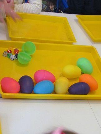 Easter egg math..