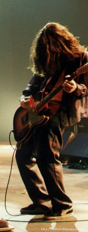 John Frusciante - gênio