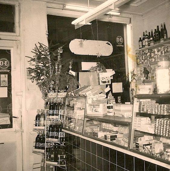 Interieur in een kruidenierswinkel de kruidenierswinkel for Interieur stage amsterdam