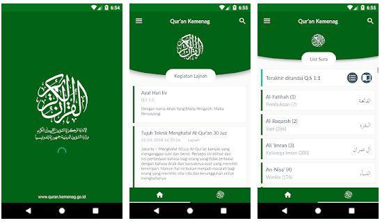 Aplikasi Al Quran Terbaik Untuk Pc Dan Hp Android Bahasa Indonesia Bahasa Indonesia