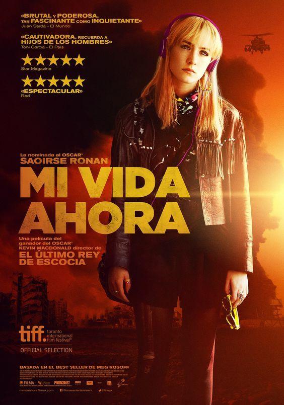 Mi Vida Ahora 2013 How I Live Now De Kevin Macdonald Tt1894476 Peliculas Peliculas Audio Latino Online Peliculas Completas