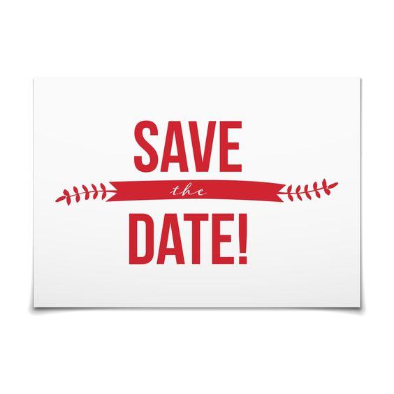 Save the Date Farbklecks in Kirsche - Postkarte flach #Hochzeit #Hochzeitskarten #SaveTheDate #kreativ #modern https://www.goldbek.de/hochzeit/hochzeitskarten/save-the-date/save-the-date-farbklecks?color=kirsche&design=b7f02&utm_campaign=autoproducts