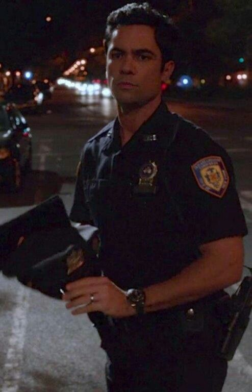 Nick in uniform ( from Detective Guapou0027s Tumblr) David Tennant - law and order svu presumed guilty