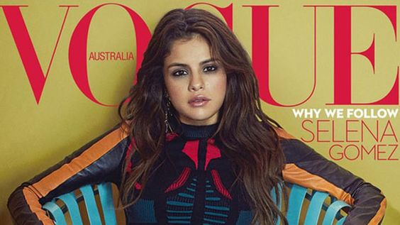 "Selena Gomez Says Guys Are ""Terrified"" To Date Her In Vogue Australia"