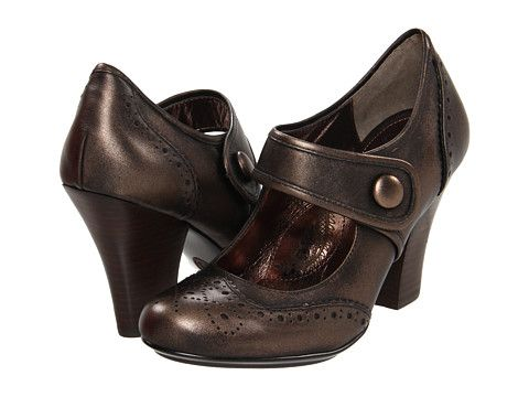 Sofft Fiona Smog Metallic Brushed Copper- Zappos.com Free Shipping BOTH Ways
