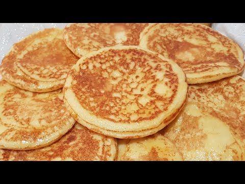 مخنفر مسفج رطب سريع في المقلاة بدون ذلك وغير ببيضة واحدة لنهار لعيد فطائر تستحق التجربة 2020 Youtube Food Breakfast Pancakes