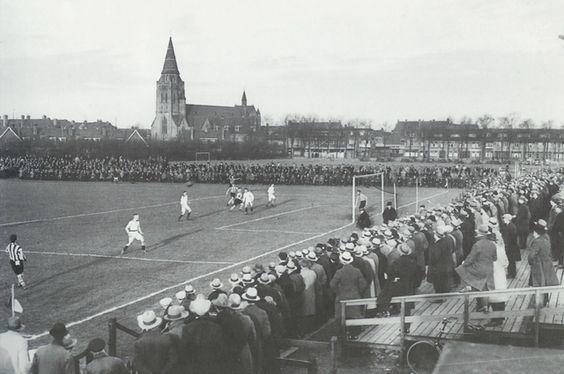 Utrechtse Derby: USV Hercules - Velox (1932)