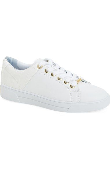 TED BAKER 'Ophily' Platform Sneaker (Women). #tedbaker #shoes #