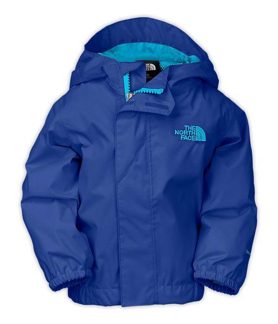 Infant Tailout Rain Jacket
