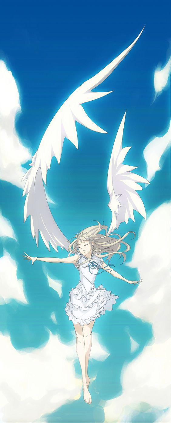 Menma the Angel-- Anohana