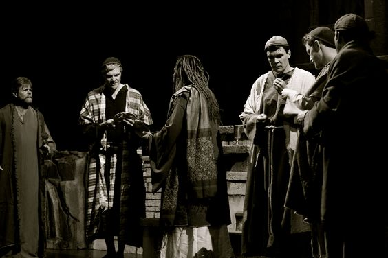 The Last Supper Scene in The Cross and the Light, Music Hall in Detroit 2013.