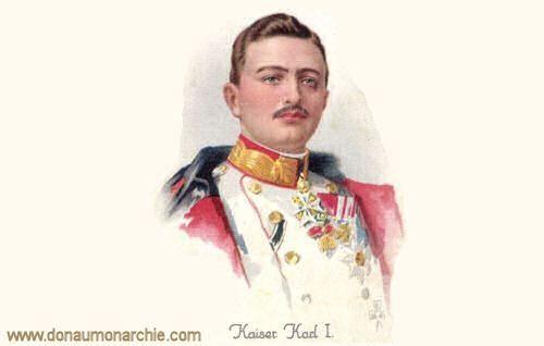 Kaiser Karl I Von Osterreich Kaiser Karl Kaiser Osterreich