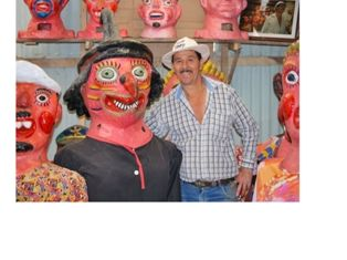 Meet the artist the create cultural elements