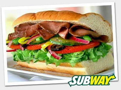 Best protein options at subway