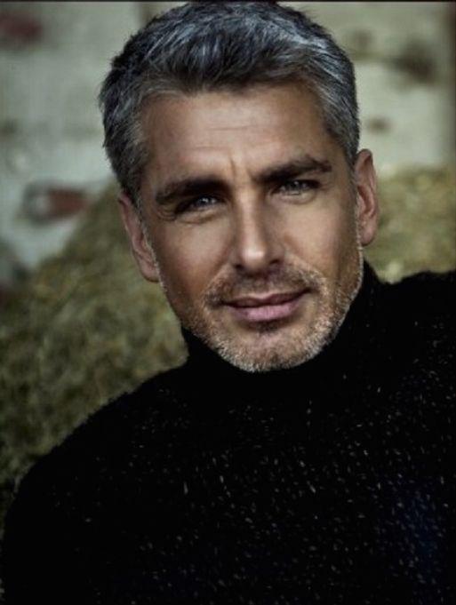 20 Erstaunliche Frisuren Für ältere Männer Graue Frisuren