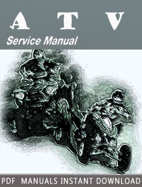 2004 Arctic Cat 650 Twin Atv Service Repair Manual Download Service Manuals Club Repair Manuals Owners Manuals Manual