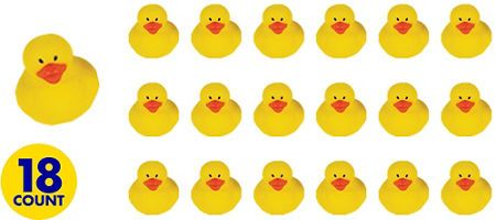 Bubble Bath Baby Shower Party Supplies - Rubber Ducky Baby Shower - Party City
