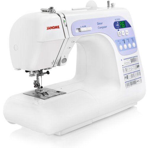 Janome Computerized Sewing Machine DC3050