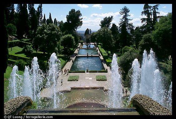 Villa D Este Italy Tivoli Google Search Day Trips From Rome
