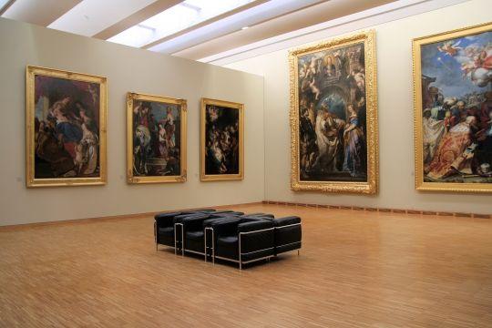 Musee De Grenoble Preparer La Visite Collection Tarif Et Horaires Musee Peinture Classique Art Ancien
