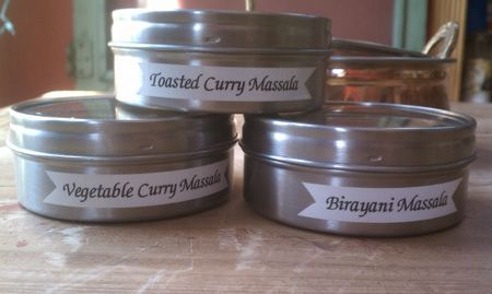 Himalayan Kitchen spice blends http://bit.ly/K2G48b