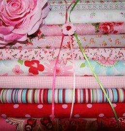 Weer prachtige panelen en pakketje met 10 prachtige verschillende katoenen uiltjes stoffen ( 25x25 cm) online in de webwinkel.