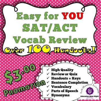 Printables Sat Vocab Worksheets context clues follow me and act practice on pinterest sat vocabularyreading worksheets that make great reviews quizzes or bellringers answer