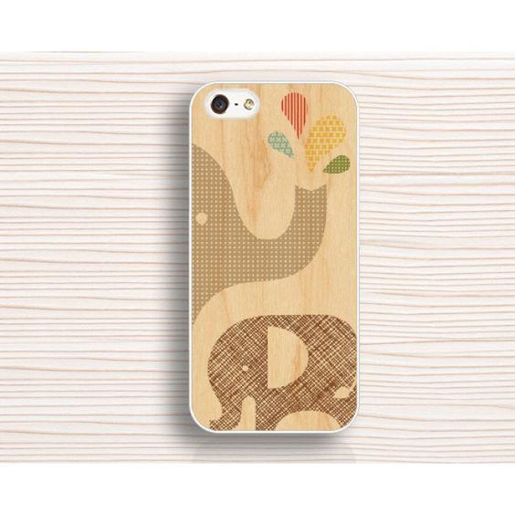 iphone 6 plus case,iphone 6 case,wood elephant IPhone 5c case,art elephant IPhone 5 case,elephant design IPhone 5s case,cute elephant IPhone 4 case,elephant IPhone 4s case - IPhone Case