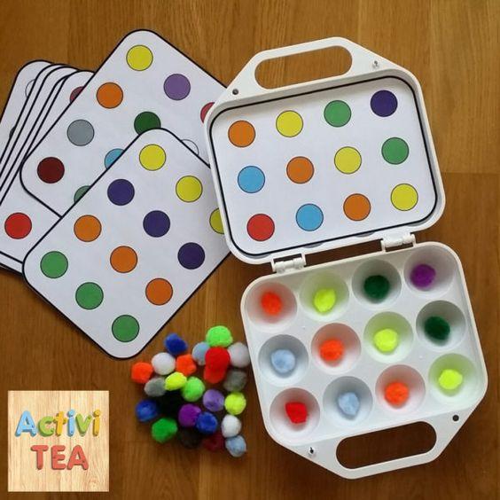 Actividades m todo teacch for Actividades pedagogicas para ninos de 2 a 3 anos