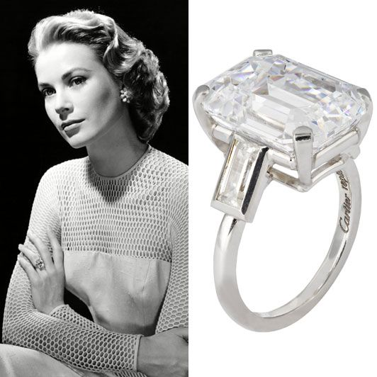cartier recreate grace kelly s 10 47 carat