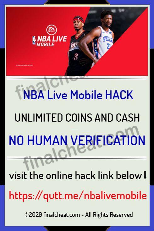 Nba Live Mobile Hack No Offers Or Surveys