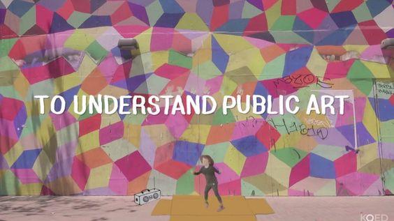 Quasi tutte le città hanno almeno un'opera d'arte pubblica. Un'emittente…